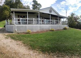 61 Sun Lane, New Martinsville, WV 26155 (MLS #130438) :: THA Realty
