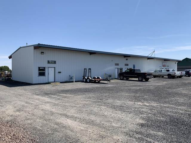 1560 E Commerce, Show Low, AZ 85901 (MLS #230303) :: Walters Realty Group