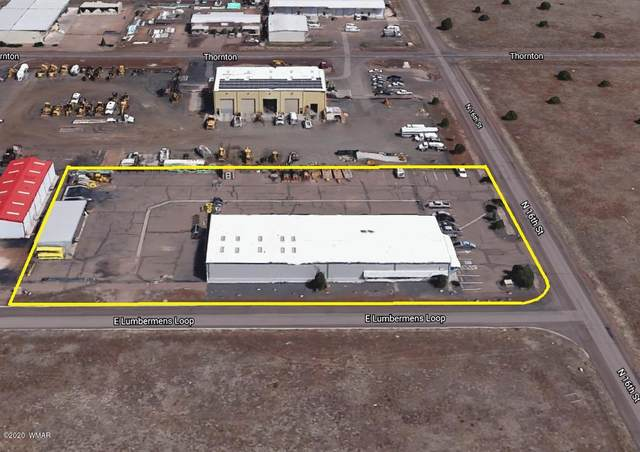 1480 N 16th Street, Show Low, AZ 85901 (MLS #230493) :: Walters Realty Group