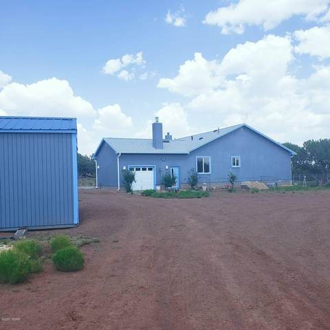 1937 Lone Star Road, Show Low, AZ 85901 (MLS #231067) :: Walters Realty Group