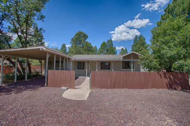 520 Mountain View Drive, Lakeside, AZ 85929 (MLS #231088) :: Walters Realty Group