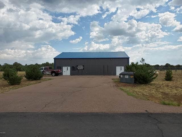 3700 E Industrial Loop, Show Low, AZ 85901 (MLS #231621) :: Walters Realty Group