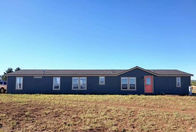 39 county 3150, Vernon, AZ 85940 (MLS #231664) :: Walters Realty Group