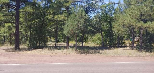 TBD Larson Road, Lakeside, AZ 85929 (MLS #231712) :: Walters Realty Group