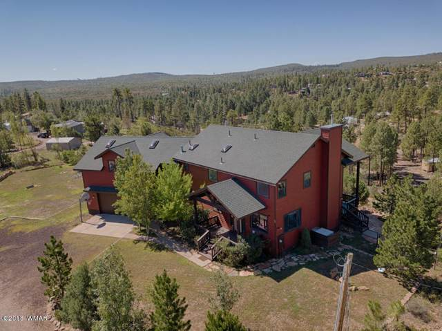 890 Old Settler Trail, Show Low, AZ 85901 (MLS #231789) :: Walters Realty Group