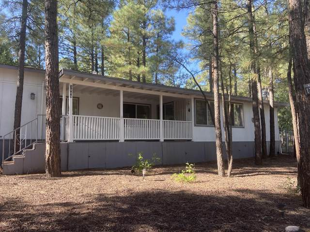 3089 Lazy River Lane, Lakeside, AZ 85929 (MLS #231823) :: Walters Realty Group