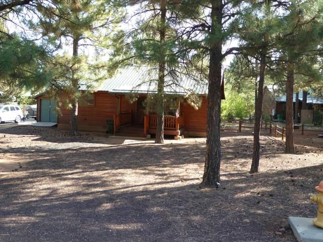 2688 Palomino Trail, Overgaard, AZ 85933 (MLS #232024) :: Walters Realty Group