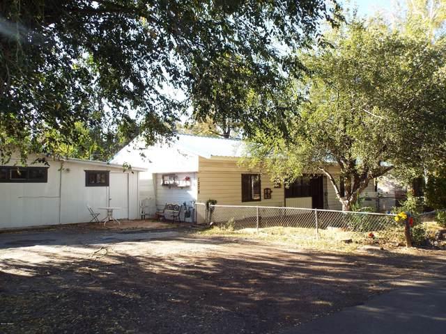 1278 S O. C. Drive, Pinetop, AZ 85935 (MLS #232170) :: Walters Realty Group
