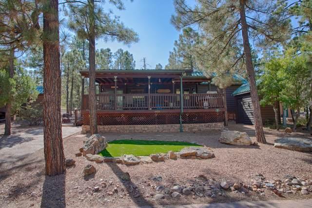 4420 S Mogollon Trail, Show Low, AZ 85901 (MLS #232358) :: Walters Realty Group