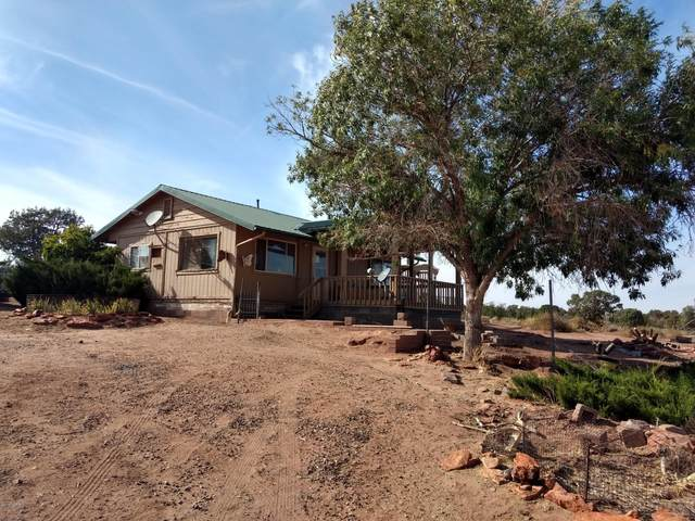 326 County Road N9048, Concho, AZ 85924 (MLS #232376) :: Walters Realty Group