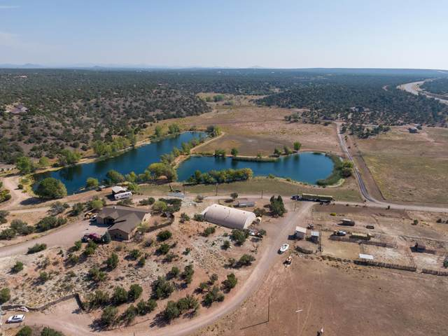 2249 Sr Hwy 77, Show Low, AZ 85901 (MLS #232397) :: Walters Realty Group