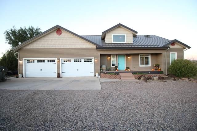 252 E Belly Button Lane, Snowflake, AZ 85937 (MLS #232511) :: Walters Realty Group