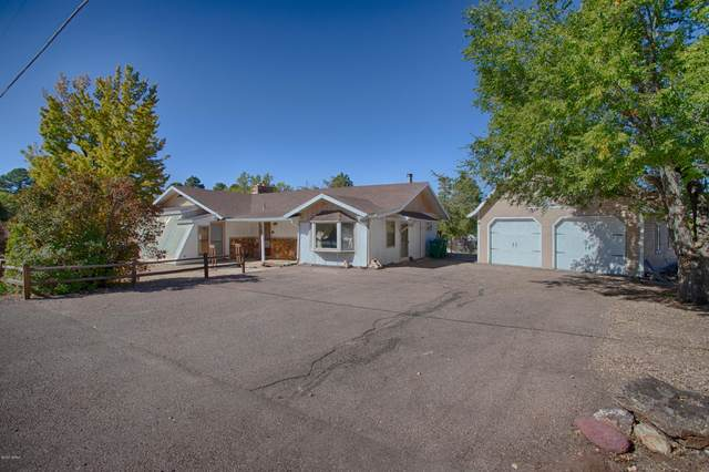 1260 E Owens, Show Low, AZ 85901 (MLS #232615) :: Walters Realty Group