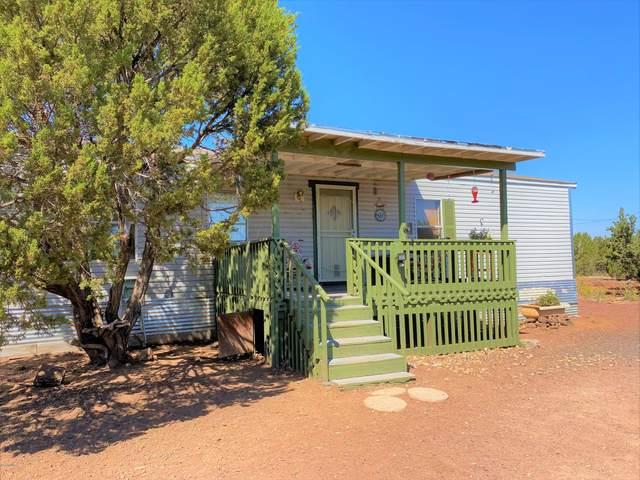58 & 52 Apache County Road 8114, Vernon, AZ 85940 (MLS #232879) :: Walters Realty Group