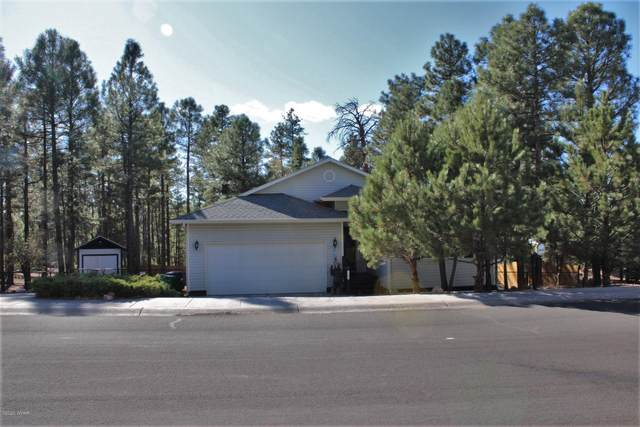 1891 W Oliver, Show Low, AZ 85901 (MLS #232926) :: Walters Realty Group