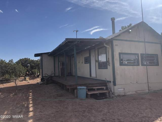 9186 S Ridge View Lane Drive, Show Low, AZ 85901 (MLS #233123) :: Walters Realty Group