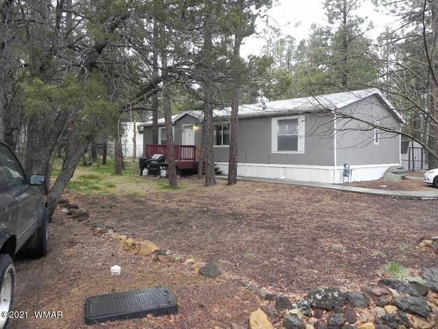 4301 W Mogollon Drive, Show Low, AZ 85901 (MLS #234160) :: Walters Realty Group