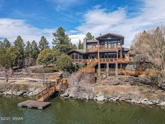 7261 Pinecreek, Lakeside, AZ 85929 (MLS #234259) :: Walters Realty Group