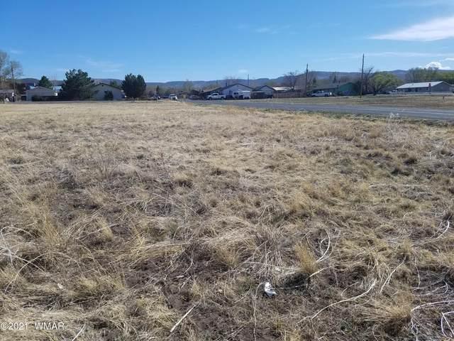 TBD Brown Street, Eagar, AZ 85925 (MLS #234703) :: Walters Realty Group