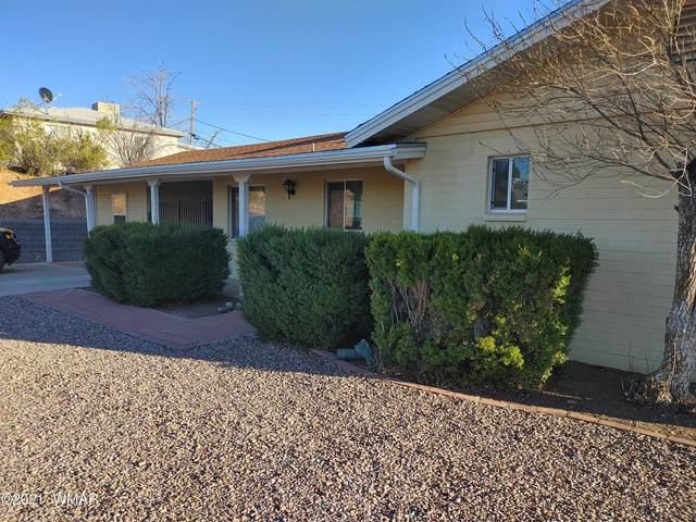 812 E Skyline Drive, Globe, AZ 85501 (MLS #234826) :: Walters Realty Group