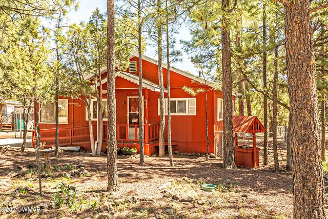 541 N 41st Drive, Show Low, AZ 85901 (MLS #234955) :: Walters Realty Group