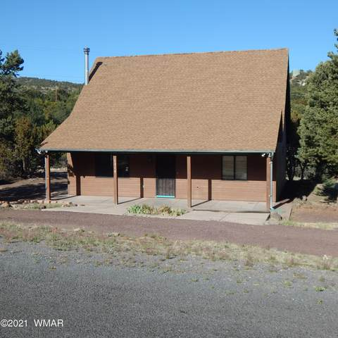 1314 Spruce Street, Eagar, AZ 85925 (MLS #235252) :: Walters Realty Group