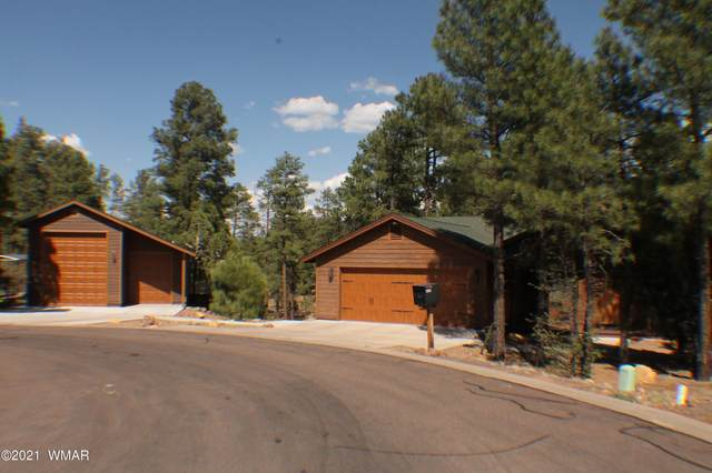 3050 Alpine Ridge Road, Show Low, AZ 85901 (MLS #235341) :: Walters Realty Group