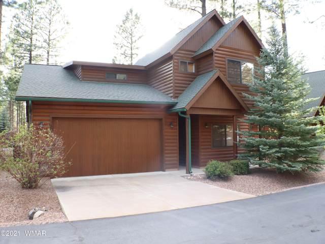 3024 Buck Crossing Way, Pinetop, AZ 85935 (MLS #235407) :: Walters Realty Group