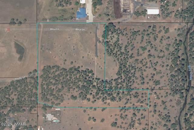 Parcel A 2651 Alisa Lane, Lakeside, AZ 85929 (MLS #235440) :: Walters Realty Group