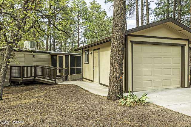 871 N 43Rd Way, Show Low, AZ 85901 (MLS #235448) :: Walters Realty Group