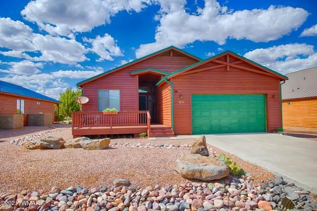 8234 Windward #59, Show Low, AZ 85901 (MLS #235495) :: Walters Realty Group