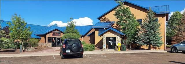 4672 Maverick Lane, Lakeside, AZ 85929 (MLS #235519) :: Walters Realty Group