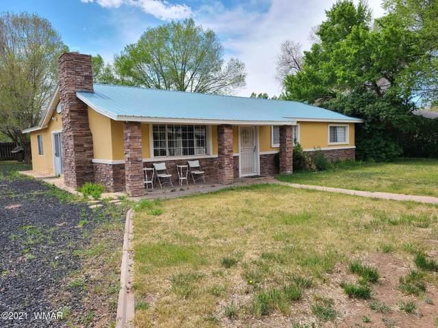 3392 Buckskin Canyon Road, Heber, AZ 85928 (MLS #235565) :: Walters Realty Group