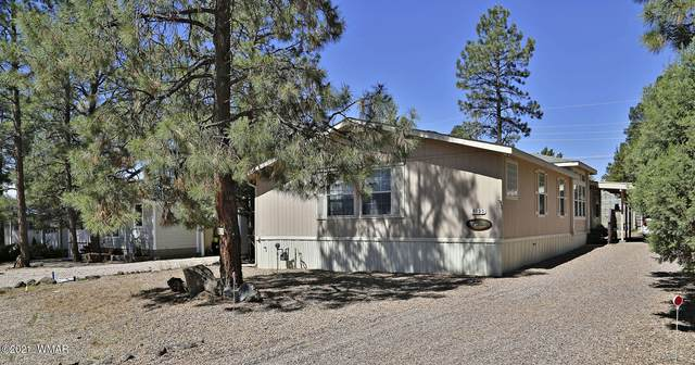 4920 S 29Th Street, Show Low, AZ 85901 (MLS #235842) :: Walters Realty Group