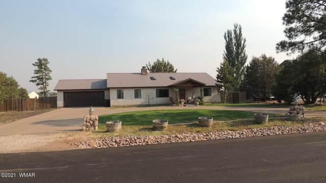 1379 Flag Hollow Road, Lakeside, AZ 85929 (MLS #236102) :: Walters Realty Group