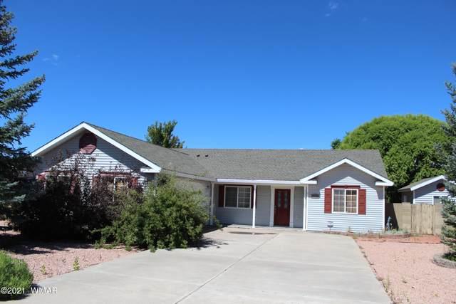 1780 N Medina Loop, Show Low, AZ 85901 (MLS #236925) :: Walters Realty Group