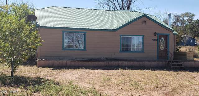 628 Coulter Lane, Springerville, AZ 85938 (MLS #238114) :: Walters Realty Group