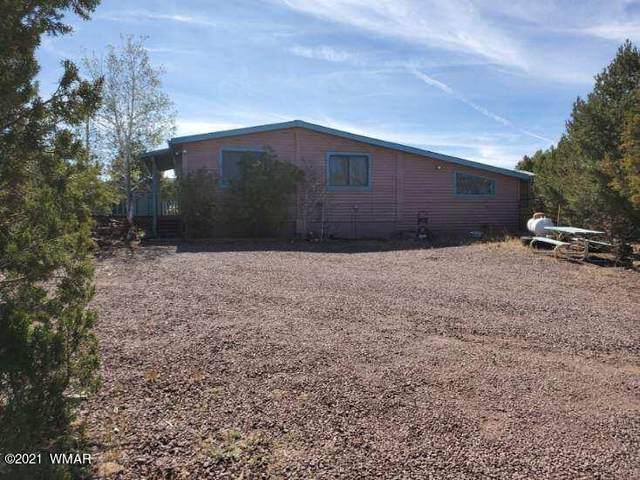 1287 Pine Street, Eagar, AZ 85925 (MLS #238133) :: Walters Realty Group