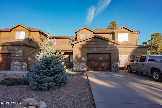 6152 E Starlight Ridge Parkway, Lakeside, AZ 85929 (MLS #238148) :: Walters Realty Group