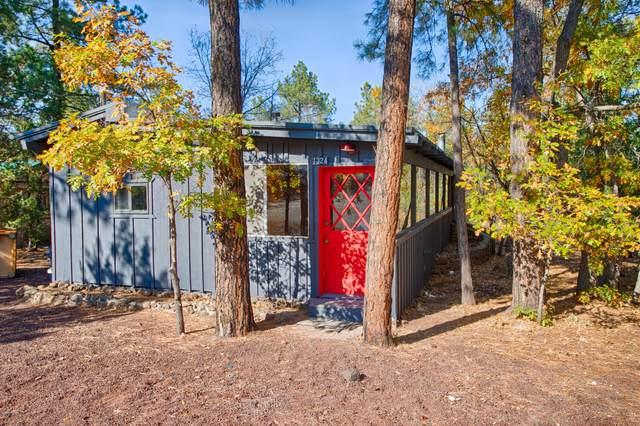 1324 E Beavertail Lane, Pinetop, AZ 85935 (MLS #232475) :: Walters Realty Group