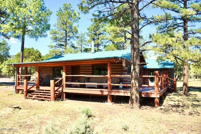 36 County Road N2158, Nutrioso, AZ 85932 (MLS #230855) :: Walters Realty Group