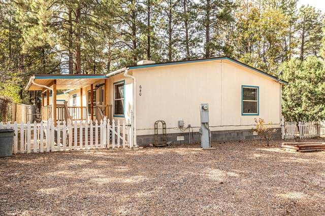 640 S 29Th Drive, Show Low, AZ 85901 (MLS #232486) :: Walters Realty Group