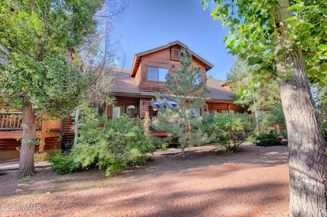 2274 Overgaard Springs Loop, Overgaard, AZ 85933 (MLS #233532) :: Walters Realty Group