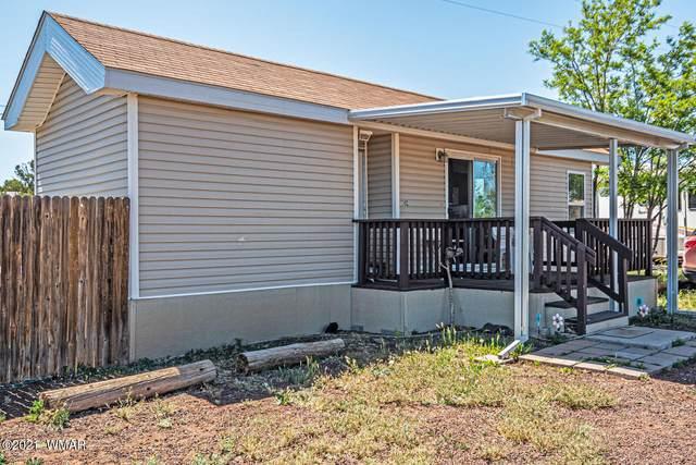 1392 N Sunland Lane, Show Low, AZ 85901 (MLS #235411) :: Walters Realty Group