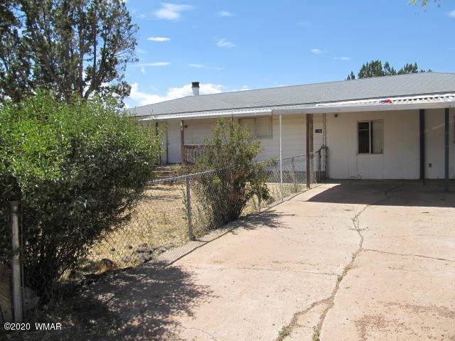 1758 Malon Place, Show Low, AZ 85901 (MLS #231285) :: Walters Realty Group