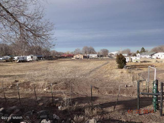 Lot 12 E Central Avenue, Eagar, AZ 85925 (MLS #234194) :: Walters Realty Group