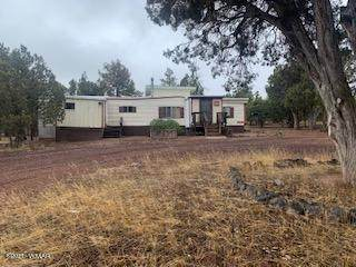 5380 State Route 260, Show Low, AZ 85901 (MLS #235228) :: Walters Realty Group