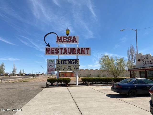 2316-2318 Navajo Boulevard, Holbrook, AZ 86025 (MLS #235466) :: Walters Realty Group