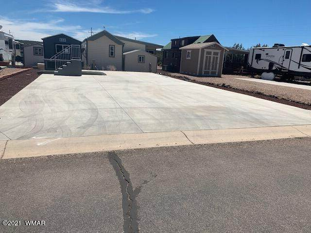 8205 Apache Way, Show Low, AZ 85901 (MLS #235974) :: Walters Realty Group
