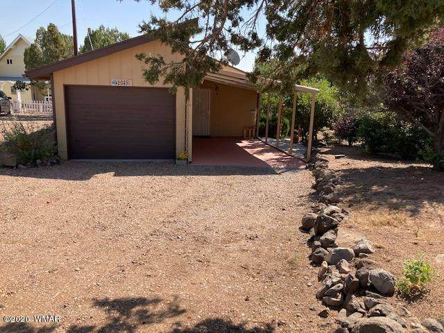 2045 Silver Creek, Show Low, AZ 85901 (MLS #232186) :: Walters Realty Group